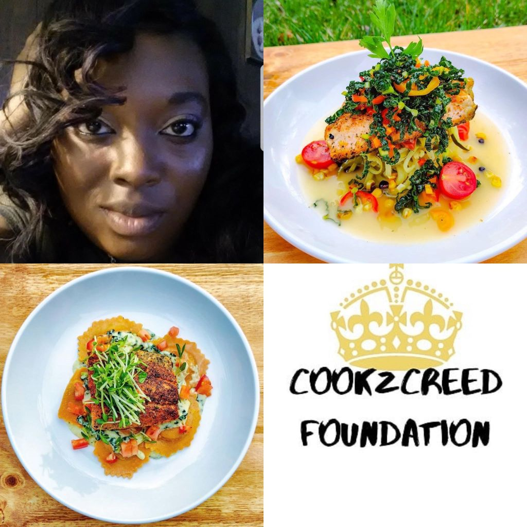 Chef Kisha Washington - A Discussion About The Personal Chef Business, Her Platform For Chefs and a Culinary Non-Profit